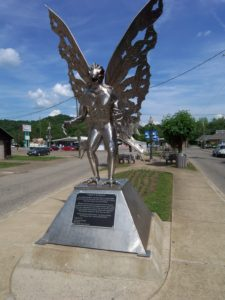 Cryptid of the Week: The Mothman