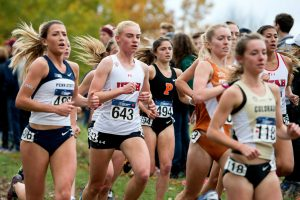 Cross Country Takes 11th at Mountain Regional