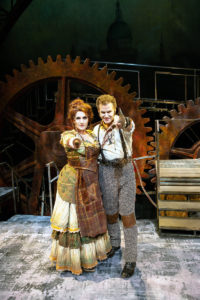 """""""Sweeney Todd"""" Brings Revenge and Horror to Pioneer Theatre Company"""