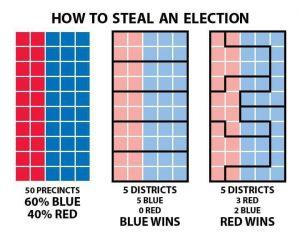 Alvarado: Electoral Districts Are a Threat to Democracy
