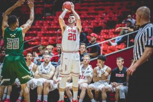 Being a Ute Runs in the Family: For Beau Rydalch, Basketball is Tradition