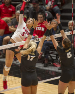 Utes Sweep USC in Wednesday Matinee