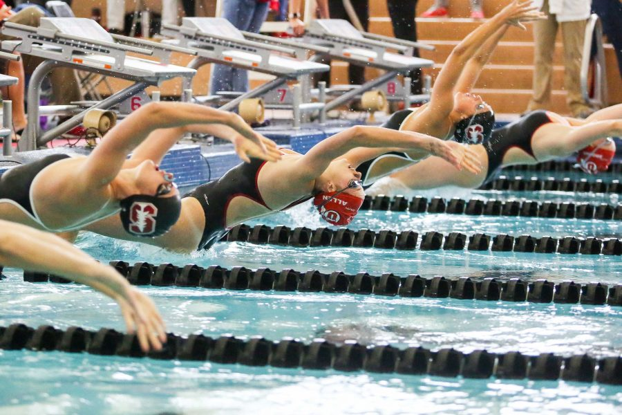 Sophomore+Mallory+Allen+starts+out+for+the+Women%27s+200+Back+as+the+Utah+Men+and+Women%27s+Swim+and+Dive+Team+take+on+the+Stanford+Cardinals+at+the+Ute+Natatorium+in+Salt+Lake+City%2C+UT+on+Friday%2C+Oct.+20%2C+2017.%0A%0A%28Photo+by+Curtis+Lin%2F+Daily+Utah+Chronicle%29