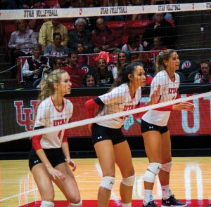 Volleyball: Utes Go 0-2 in California Weekend
