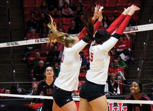 Volleyball: Utes Sweep Arizona State
