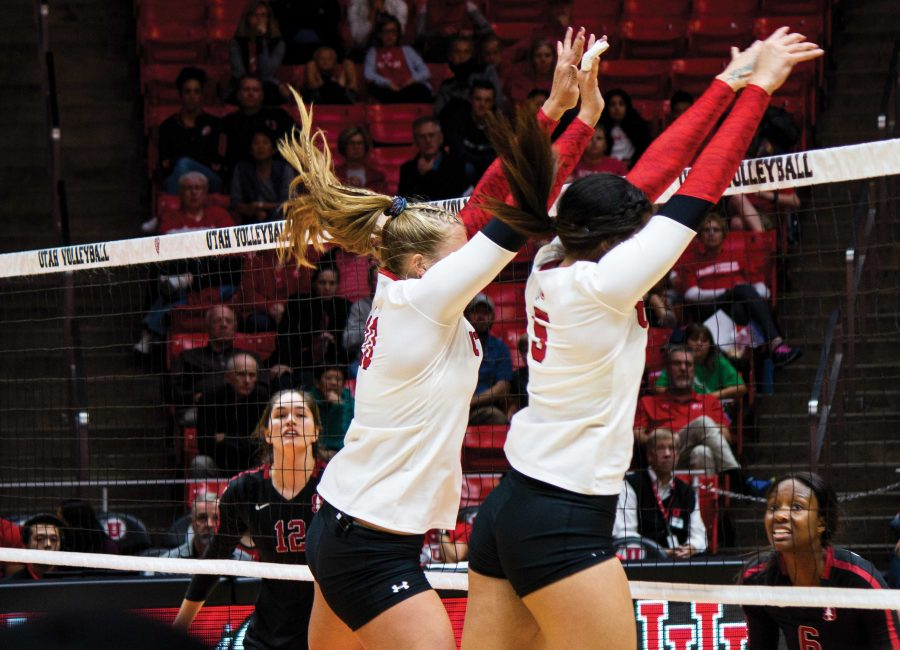 Volleyball%3A+Utes+Sweep+Arizona+State