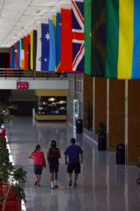 U Prepares to Host an International Education Week