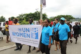 Fighting for Equality: The USNC for UN Women's Walk