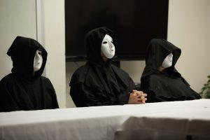 The U's Secret Society: Skull and Bones