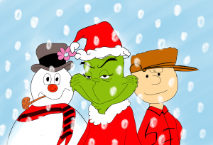 Celebrate Christmas with Classic Cartoons
