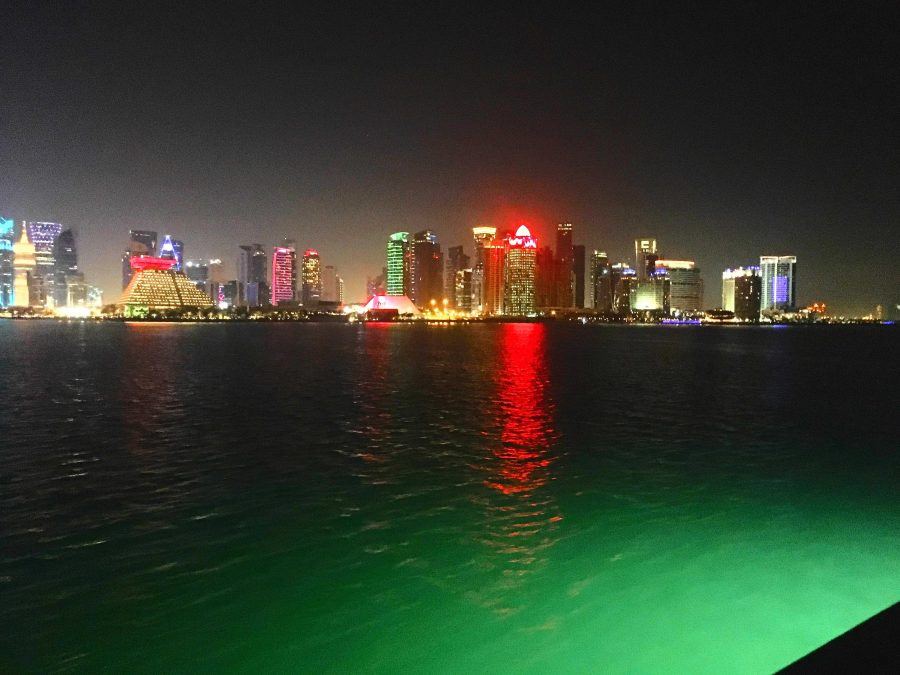 The+skyline+of+Doha%2C+Qatar+from+the+Museum+of+Islamic+Art.+Courtesy+of+Sanders-Aboulila.