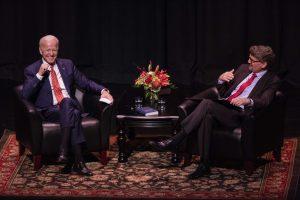 Former Vice President Biden Speaks on Finding Purpose