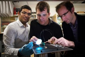 U Engineers Start Study on Better High-Voltage Electronics