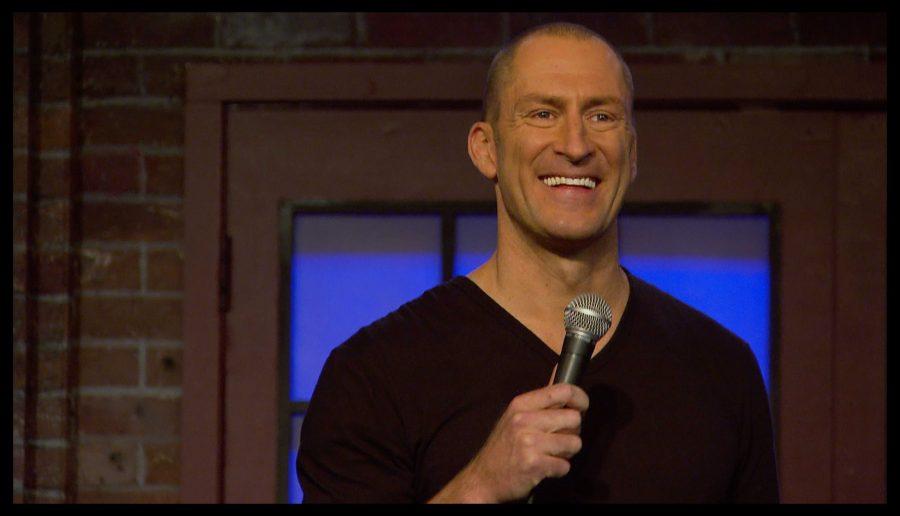 Comedian Ben Bailey, courtesy Pam Loshak