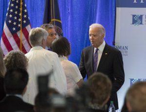 Why Vice President Biden Didn't Accept the U's Money