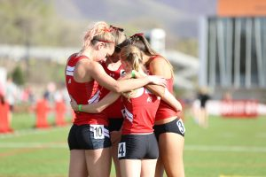 Utes Tear Up the Track at New Mexico Invitational