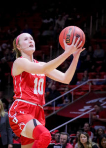 Women's Basketball Takes Second Victory Over CU
