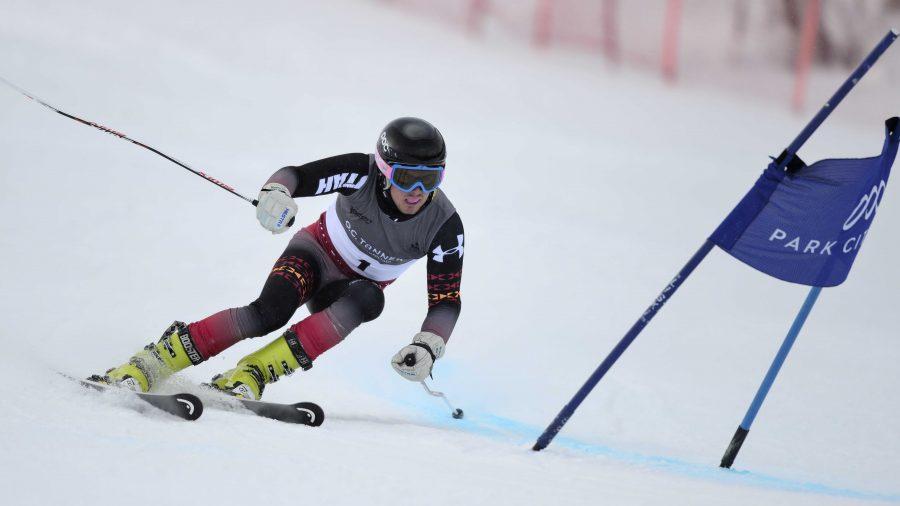 University+of+Utah+men%27s+ski+team+competes+in+the+Giant+Slalom+at+Park+City%2C+Utah+%28Park+City+Mountain+Resort%29+on+Wednesday%2C+January+6%2C+2015
