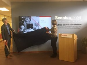 Bennion Center Honors Community Engaged Faculty