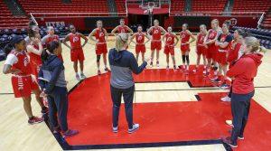 Women's Basketball: Utes Travel to Arizona