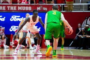 Runnin' Utes Fall to Oregon Ducks 78-72