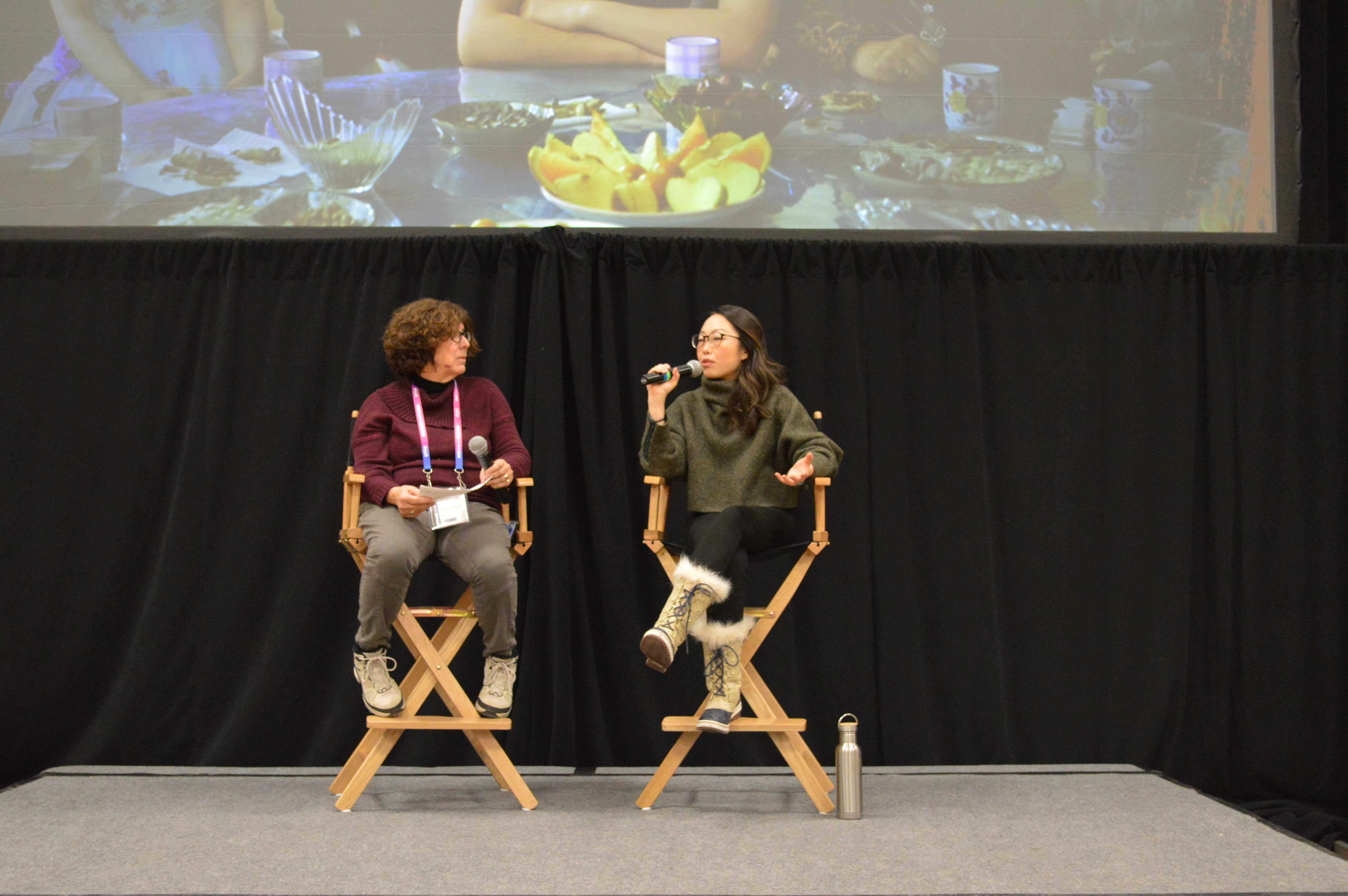 Lulu Wang Q&Q at Windrider 2019