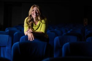 U Alumna and Salt Lake Film Society President Tori Baker Finds Power in Independent Cinema