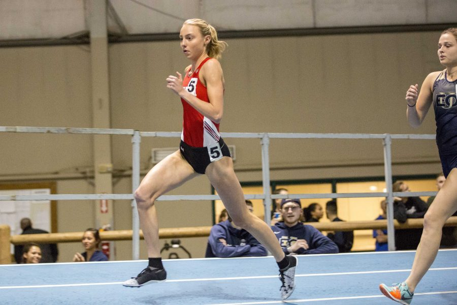 Utah Solidifies Top Ten Finish at MPSF Indoor Track and Field Championships
