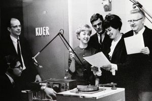 Staying Tuned: Women in Radio