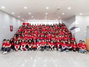 U's Asia Campus Sets a New Record for Enrollment