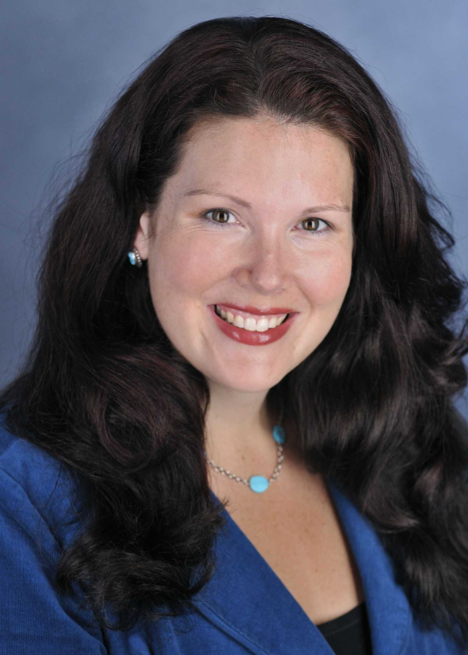 Elizabeth Kronk Warner, the next dean of the S.J. Quinney Law College of Law (Courtesy of Melinda Rogers)