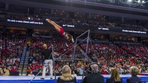 Skinner Gets Perfect 10, Red Rocks Take Second at Pac-12 Championship