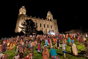 Phasing Out Latter-day Saints' Pageant Traditions