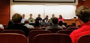 U Hosts Career Panel for Students Interested in Going Global
