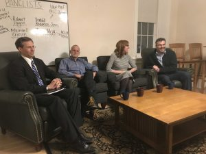 Legal Panelists Focus on Free Speech Rights at Bennion Service House Dialogue