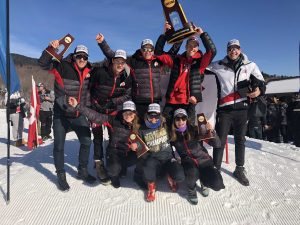 Ski Brings Home NCAA Championship