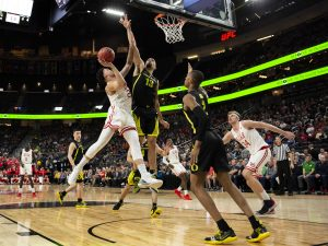 Utah Falls to Oregon in Pac-12 Quarterfinal
