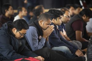 Community Members Show Support for Christchurch with Friday Prayer at the U