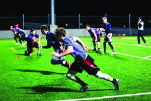 Intramural Sports Maintain Inclusion, Religious Garb or Not