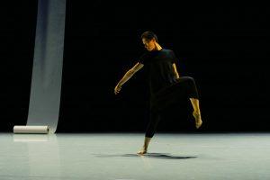 Chang Liu's Journey Through the Dance World