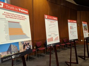 U Hosts 'Truth in Tuition' Event, Addresses Proposed Tuition Increase
