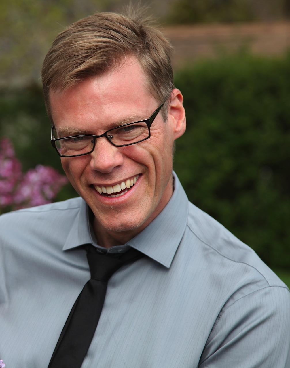 Professor Randall Eggert