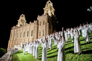 (Photo courtesy of Nick Marsing | Manti Mormon Miracle Pageant)