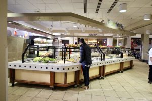 University Dining Services to Upgrade Style and Menu
