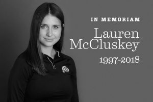 Memorial Fund for Lauren McCluskey Raises $94,000