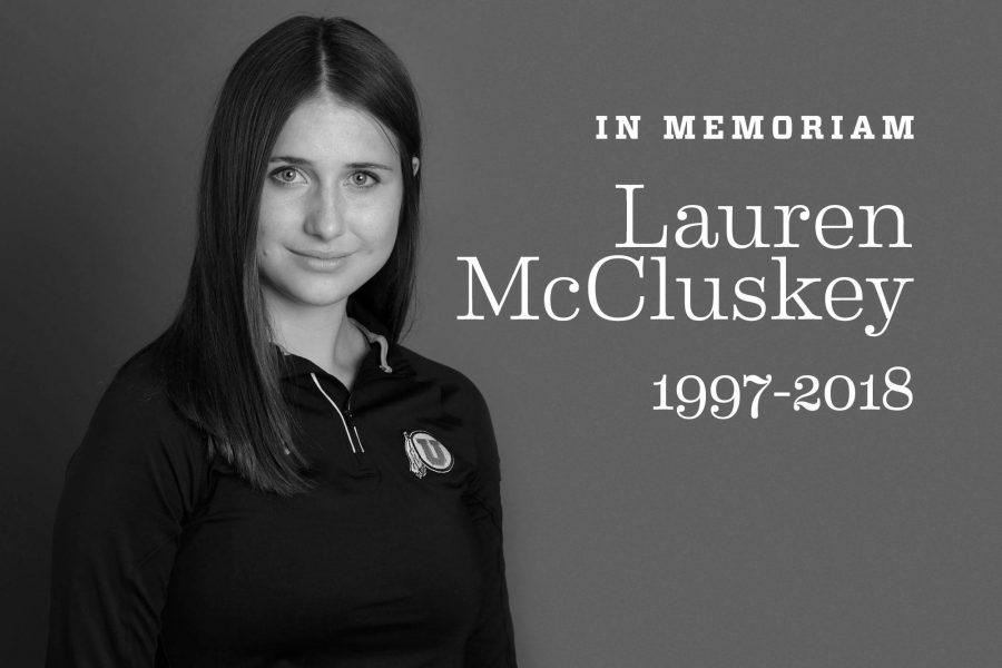 Lauren McCluskey Memorial Fund. (Source: https://giving.utah.edu/lauren-mccluskey/)