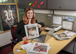 Rising to the Challenge, Together: The Chronicle Appoints New Editor-in-Chief