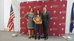 U Student Named Truman Scholar for Utah