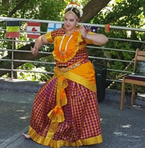 Classical Indian Dance in Salt Lake City