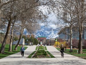 Sonnenberg: University of BeUtahful